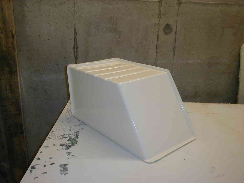 cps abi ace 509 shower tray wheel arch cover